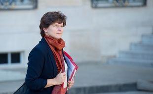 Roxana Maracineanu, la ministre des Sports, le 10 octobre 2018.