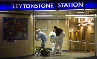 La police antiterroriste se charge de l'enquête sur cette attaque survenue samedi soir.