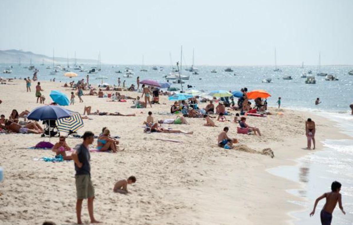 La plage du Moulleau à Arcachon.   – S.Ortola / 20 minutes