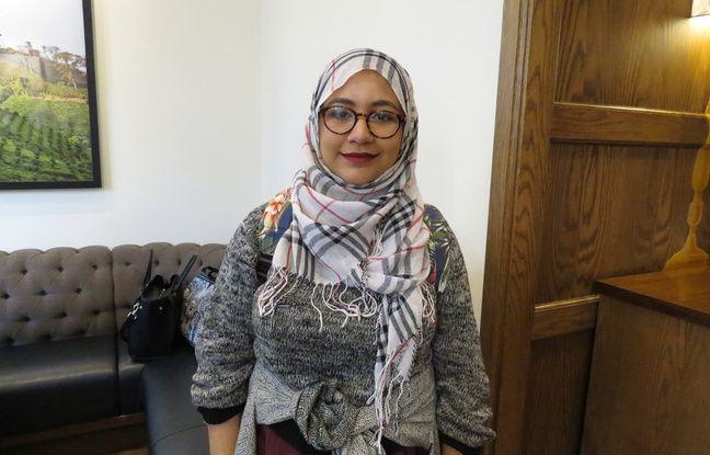 Fatima, 23 ans, Londres.