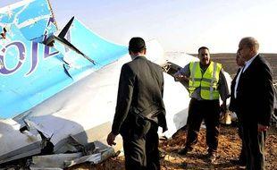 Crash d'un avion russe au Sinaï