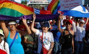 Le Parlement cubain débattra en 2012 de la légalisation des unions entre personnes de même sexe dans le cadre des efforts des autorités cubaines pour mettre fin à toutes les discriminations, a annoncé lundi la sexologue Mariela Castro, fille du président cubain Raul Castro.