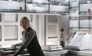 Gretchen Mol dans «Nightflyers».