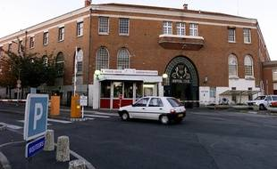 Le CHU de Reims, en 2003.