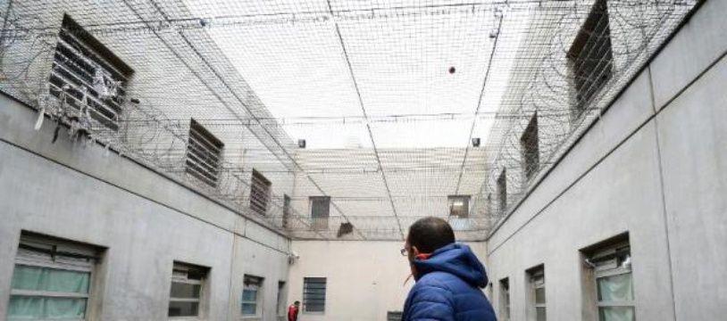 Illustration du centre de rétention administrative de Marseille