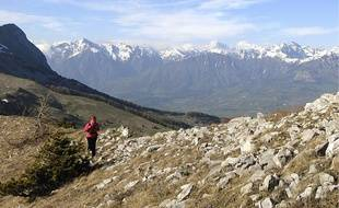 La randonnée, meilleur moyen de découvrir la moyenne montagne et ses patrimoines.