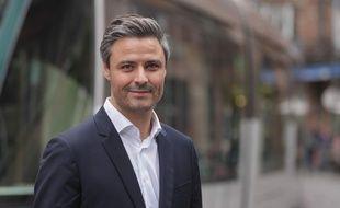 A 39 ans, Jean-Philippe Vetter est officiellement le candidat de la droite à Strasbourg.