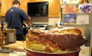 La cuisine maison proposée par les plateformes inquiète les professionnels de la restauration.