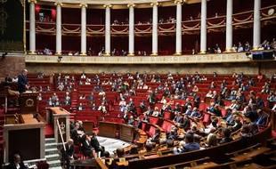 L'Assemblée nationale, le 12 septembre 2018 (image d'illustration).