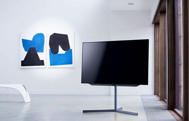 Le téléviseur Loewe Bild 7 est déjà disponible en 55'' et 65''.
