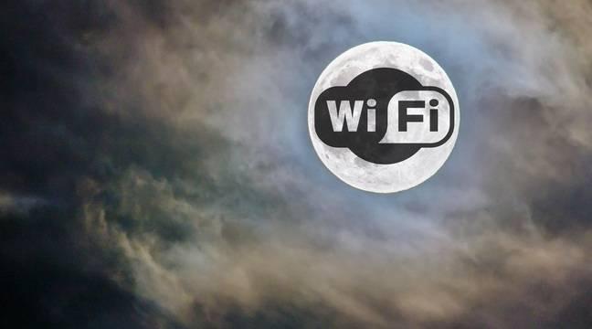 La Nasa lance une étude en vue d'installer un réseau wifi sur la Lune
