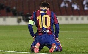 Le salaire astronomique de Messi risque de poser problème au futur président du Barça.