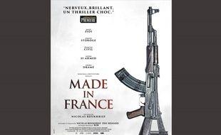 L'affiche du film «Made in France»