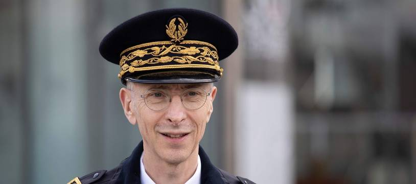 Didier Lallement, le préfet de police de Paris, à Paris, le 18 mars 2020.