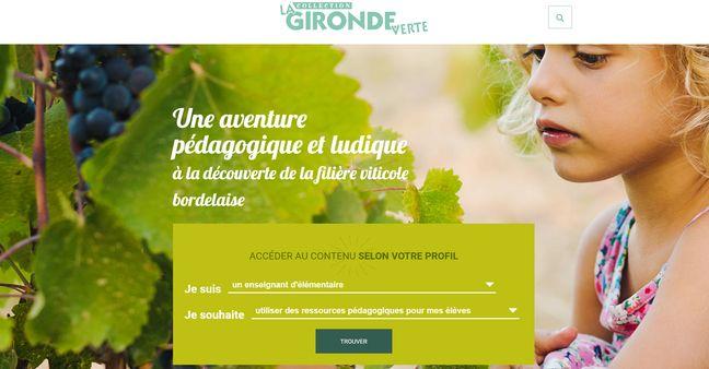 Le programme « Gironde Verte »