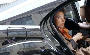 La cour d'appel de Versailles se penche lundi sur la légitimité de la diffusion en 2010 par Le Point et Mediapart des enregistrements pirates réalisés au domicile de Liliane Bettencourt par son majordome.
