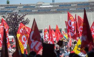 La CGT appelle les salariés à manifester mardi à Poitiers avant l'audience au tribunal de commerce