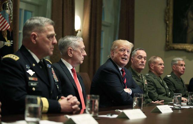 «Nous avons vaincu» Daesh en Syrie... Trump ordonne un retrait des troupes américaines