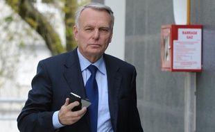 Jean-Marc Ayrault, maire socialiste de Nantes le 14 mai 2012.