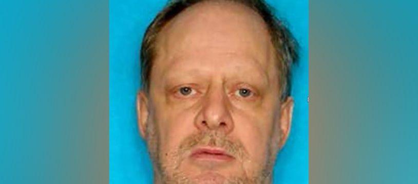 Photo non datée du permis de conduire du tireur de Las Vegas, Stephen Paddock.
