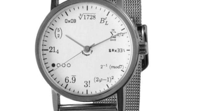 Une montre - illustration. – HOEP/SIPA