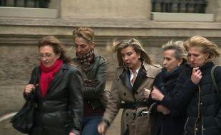 François Hollande reçoit la famille de Jacqueline Sauvage