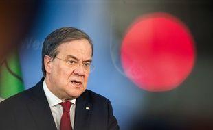 Le dirigeant de la région allemande Rhénanie du Nord-Westphalie, le 19 juin 2020.