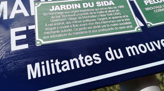 Un jardin en hommage à des figures du mouvement LGBT+ vandalisé à Metz