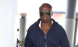 Le chanteur Seal