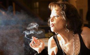 Claudia Cardinale en 2008 aux Steiger Awards
