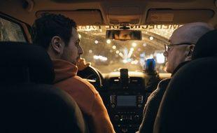Hakim Jemili et Michel Blanc dans «Docteur ?» de Tristan Séguéla