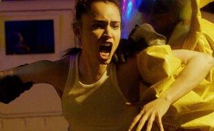 Sofia Carson dans « Songbird » d'Adam Mason
