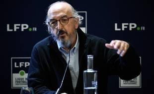 Jaume Roures, le patron de Mediapro, qui va diffuser la Ligue 1 de 2020 à 2024.