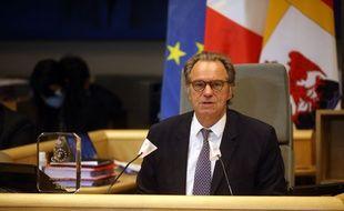 Le président LR de Provence-Alpes-Côte d'Azur, Renaud Muselier.
