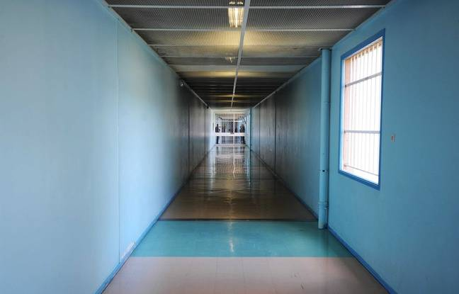 Prison de Villepinte. Illustration.