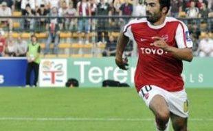 Le milieu offensif Fahid Ben Khalfallah admet que l'équipe a « de la réussite ».