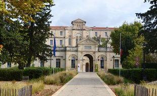 L'ex-Internat d'excellence de Montpellier.