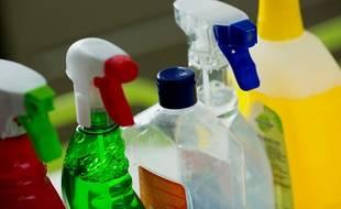 Globalement, les produits ménagers «fait maison» génèrent moins de composants organiques volatiles que leurs équivalents industriels, selon une étude de l'Ademe.