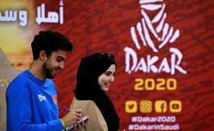 Le Dakar 2020 a lieu en Arabie Saoudite.
