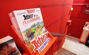 Le 37e tome de la série Astérix sorti le 19 octobre: Astérix et la Transitalique.