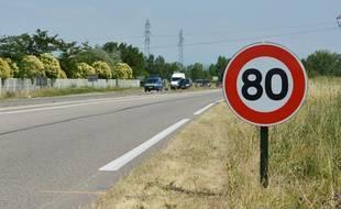 Certaines routes à 80 km/h devraient repasser à 90 km/h