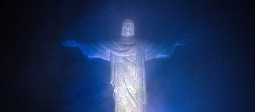 Une illustration de Jésus.