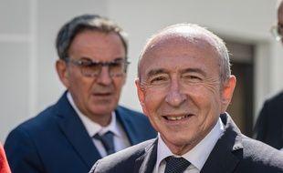 Selon un sondage Opinion Way, Gérard Collomb se serait crédité de 31% d'intentions de vote au 1er tour des élections métropolitaines.