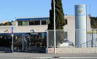 Le centre hospitalier Edouard Toulouse, à Marseille, était sous le coup de la circulaire de l'ARS-Paca.