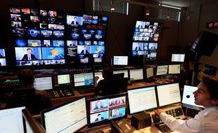 Le groupe Altice (SFR, RMC...) va racheter la chaîne de télévision locale lyonnaise TLM qui va devenir BFM Lyon.