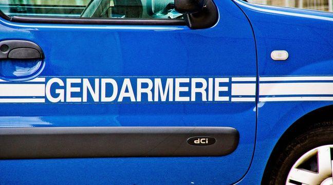 Voiture de gendarmerie – sipa