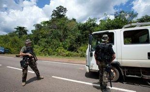 Le principal suspect de la mort de deux militaires français tués le 27 juin lors d'une opération contre des chercheurs d'or clandestins en Guyane a été interpellé vendredi dans le nord du Brésil, a indiqué à l'AFP la police fédérale brésilienne.