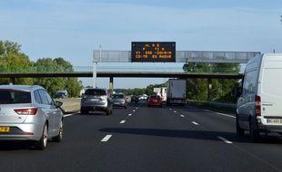 A cause de la canicule les départements du Rhône et de l' Isere sont en alerte pollution.