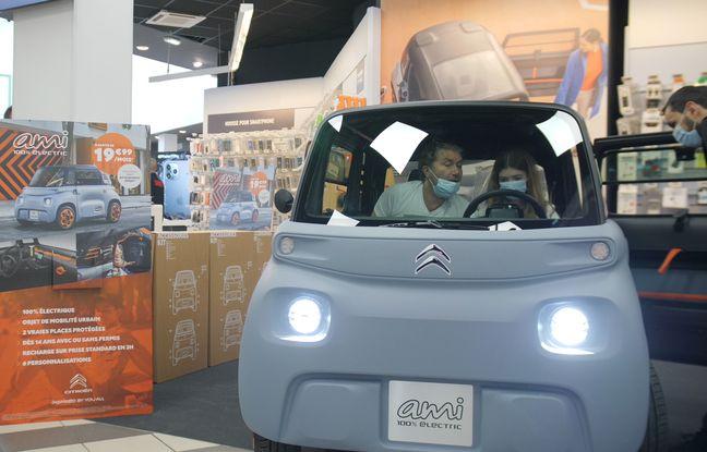 Innovation: AMI est vendu dans le réseau FNAC Darty.