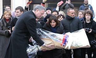 La venue d'Anne Hidalgo au procès des attentats de janvier provoque des remous